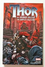 Thor by Kieron Gillen The Complete Collection Marvel Graphic Novel Comic Book