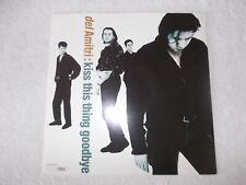 Vinyl 10 inch Record Single Del Amitri Kiss This Thing Goodbye 1990