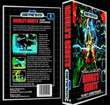 Ghouls' N Ghosts - Sega Genesis Reproduction Art Case/Box No Game.