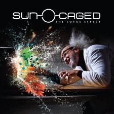 SUN CAGED - THE LOTUS EFFECT  CD NEU