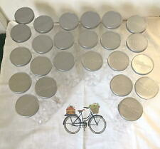 24 Empty Tennis Ball Cans - Storage / School Supplies / Arts & Crafts / Hobbies