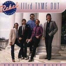 IIIrd Tyme Out, Third Tyme Out - Erase the Miles [New CD]