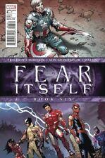 Fear Itself #6 (NM)`11 Fraction/ Immonen