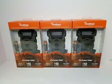 3 PK WILDGAME INNOVATIONS CLOAK 16 WR16i8W26 LOW GLOW INFARED GAME TRAIL CAMERA