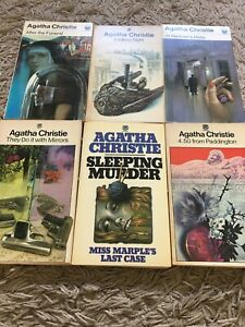 agatha christie books bundle