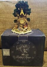 John Hine Studios and  Jon Herbert  The Hokus Pokus Clock (Father Time) RARE