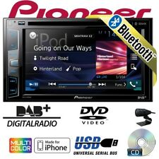 Pioneer AVH-X490DAB - DAB+ | DVD | USB| 2DIN | Bluetooth | Autoradio Radio PKW