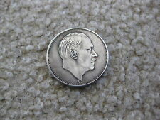 Adolf Hitler WWII German Nazi Commemorative Medal Souvenir Coin Token Germany