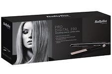 BABYLISS-Pro Digital 230 smoothing CERAMICA PERFETTA SHINE modello 2079U