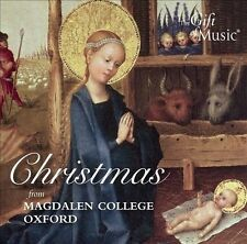 Choir Of Magdalen College, Oxford Christmas From Magdalen College, Oxford CD