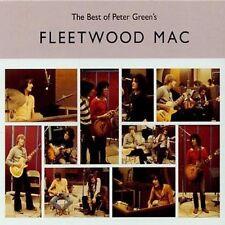 NEW The Best of Peter Green's Fleetwood Mac (Audio CD)