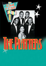 THE PLATTERS DVD WITH THE CRICKETS & LENNY WELCH ROCK N ROLL LEGENDS NEW SEALED