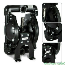 New listing Double Diaphragm Pump Air-Operated 1 inch Inlet&outlet 35Gpm 1/2 Inch Air Inlet