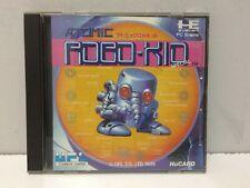 Atomic Robo-Kid Special NEC Pc Engine PCE Hu Card