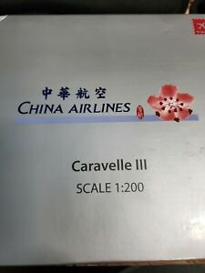 hogan wings 1:200 China Airlines Caravelle III #9413
