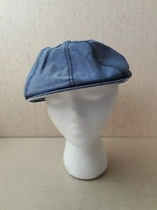 New Goorin Bros Gabe Newsboys Flat Hat NWT
