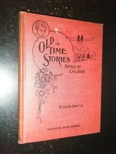 Old Time Stories Retold Children Thors Hammer Loki Red Riding Hood Ugly Duckling