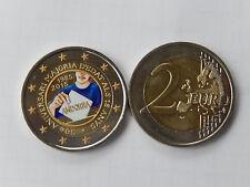 2 Euro Andorra 2015 Volljährigkeit  Color