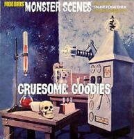 MOEBIUS Gruesome Goodies Monster Scenes Plastic model