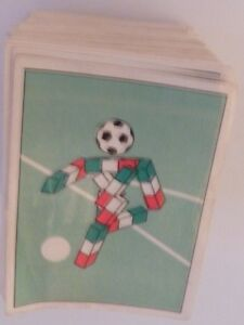 panini stickers world cup 1990