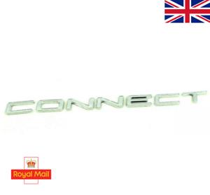 BACK DOOR CONNECT BADGE EMBLEM LETTER FORD TRANSIT 2013 ON
