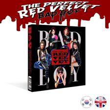 [NEW + SEALED!] RED VELVET Bad Boy The Perfect Red Velvet 2nd Repackage Album UK