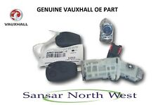Brand New Genuine Vauxhall Vivaro II - Ignition Barrel & Keys Fob Door Lock Set