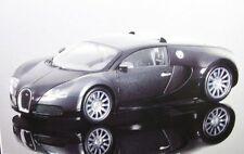 Bugatti Veyron (noir/gris métallique) 2009