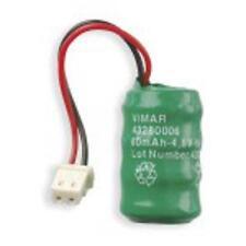 VIMAR 00910 - Vimar Componenti illuminazione Batteria ricaricabile Ni-MH 4,8V 80