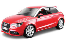 AUDI A1 1:24 scale diecast red model die cast models car toy miniature