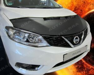 CAR HOOD BRA fit Nissan Pulsar since 2014 NOSE FRONT END MASK TUNING
