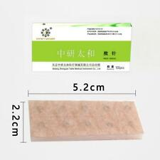 ZhongYan 100pcs/box Press Ear Acupuncture.Disposable intradermal Tack Needl T9C1