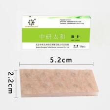 100pcs/box ZhongYan Press Ear Acupuncture Disposable intradermal Tack Needles A+