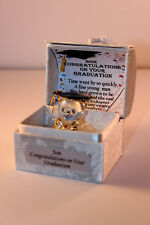 SON Congratulations on your Graduation gift gilded in 22KT gold