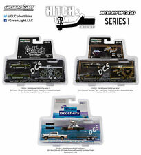 GREENLIGHT HOLLYWOOD HITCH & TOW SERIES 1 SET OF 3 1/64 DIECAST CAR 31010-A-B-C