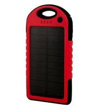 Little Jack Adventure Solar Powered 5000 mAh USB Charger