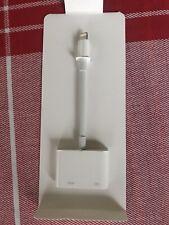 NEW Apple Lightning To Digital AV Adapter - (no box)