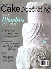 American Cake Decorating Magazine January / February  2015