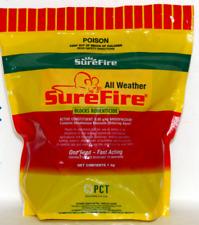 SureFire All Weather Mouse and Rat Poison Bait Blocks 1kg Tomcat 2 EQUIV