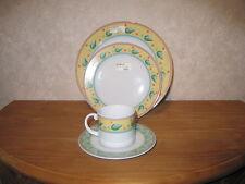 SELTMANN WEIDEN *NEW* SIESTA Set 2 assiettes + 1 tasse Plates + cup