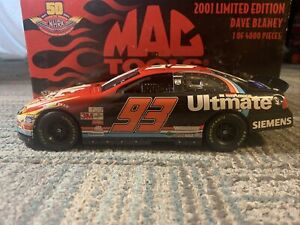 Racing Champions #93 Dave Blaney Mac Tools 50 years of power 2001 Intrepid 1:24