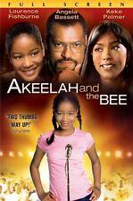Akeelah and the Bee  DVD Angela Bassett, Laurence Fishburne, Keke Palmer, Curtis