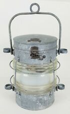 LIGHTHOUSE FOR BOAT. DAVEY AND COMPANY. LONDON METAL AND CRYSTAL. CIRCA 1900.