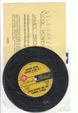 James Brown & the Famous Flames-licking pt.1/pt.2 OZ Festival 1968 w promo sheet