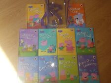Peppa Pig Ladybird Set Of 10 Books