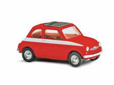 Busch 48716 Fiat 500 Sport rot 1:87 Neu