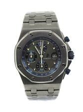 Audemars Piguet Royal Oak Offshore Chronograph Titanium Watch 25721TI