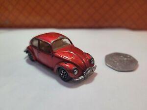 *Vintage* 1968 Lesney Superfast Matchbox Series No 15 Volkswagen 1500 Saloon