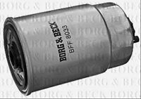 BFF8033 BORG & BECK FUEL FILTER fits LandRover Discovery 2.5 Td5 NEW O.E SPEC!