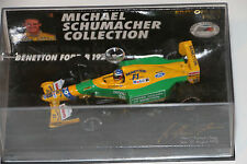 Benetton Ford Diecast Rally Cars